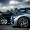 Infiniti Q50 vs. BMW 3 Serie