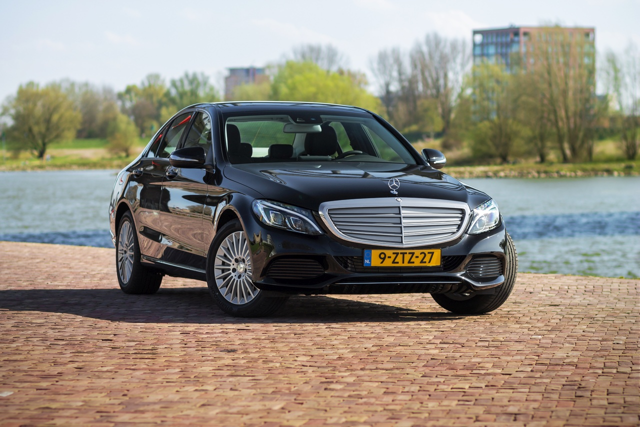 Mercedes-Benz C 350 e Plug-in Hybrid