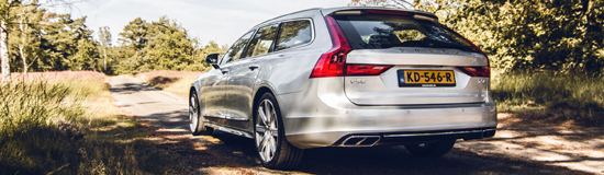 Volvo V90 T5 Geartronic Inscription