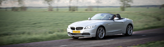 BMW Z4 sDrive18iA
