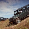 Jeep Wrangler vs. Land Rover Defender