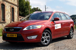 Ford Mondeo Wagon Econetic