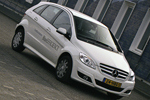 Mercedes-Benz B170 NGT  BlueEFFICIENCY